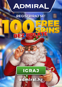 100 Free spins Xmass